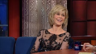 Jane Fonda Has Nothing To Lose