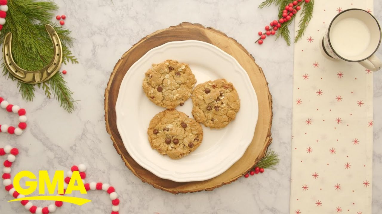 25 Days Of Cookies Reese Witherspoon S Cowboy Cookies Recipe