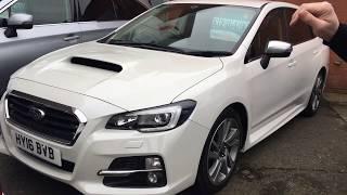 Review Of a Subaru Levorg GT