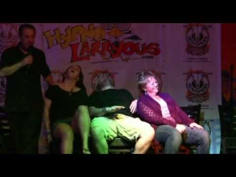 Erotic games on hypnosis