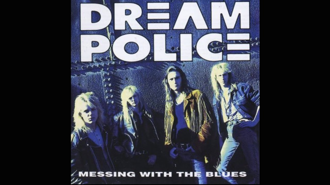 Dream Police - Open Your Eyes (HD) Melodic Hard Rock -1991