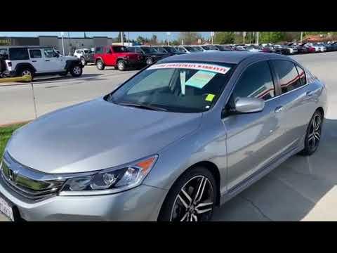 Gill Auto Madera >> Gill Auto Group Walkaround Video Of 2016 Honda Accord Sport