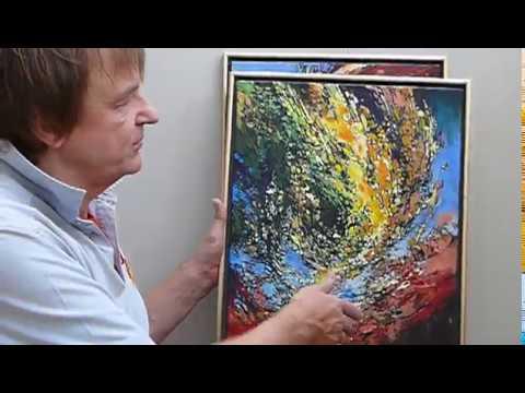 Jak Malować Farbami Akrylowymi Obraz Malarski A Dekoracyjny