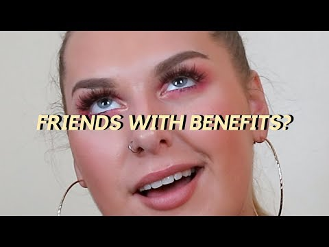 Girl Talk #3 | Situationships, Friends with Benefits & Storytime
