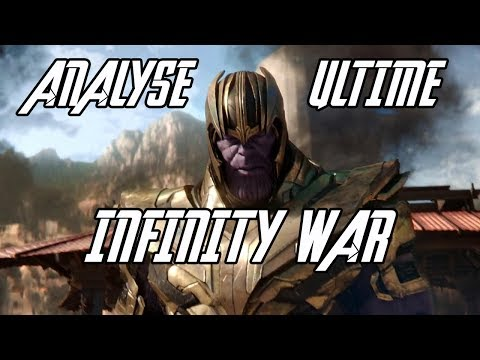 Avengers Infinity War trailer 2 : l'analyse ultime