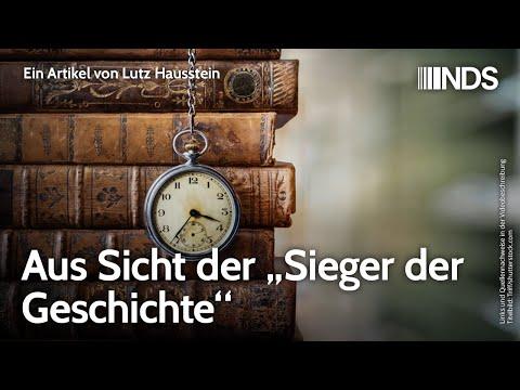 """Aus Sicht der """"Sieger der Geschichte""""   Lutz Hausstein   NachDenkSeiten-Podcast"""
