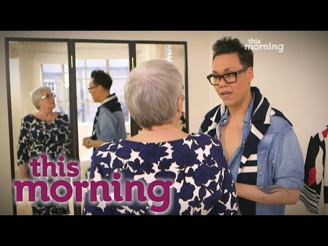 Gok Wan Helps A Woman Find A Dress For The First Time In 20 Years | This Morning