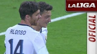 Resumen de Real Madrid (6-2) Málaga CF - HD