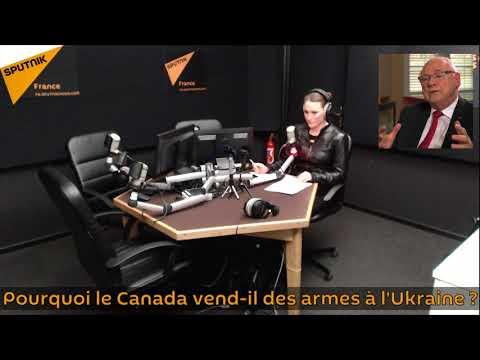Quand le Canada vend des armes à l'Ukraine