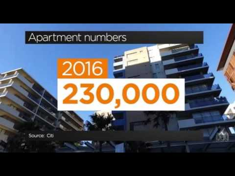 ABC's the Business does Sydney/Melbourne property