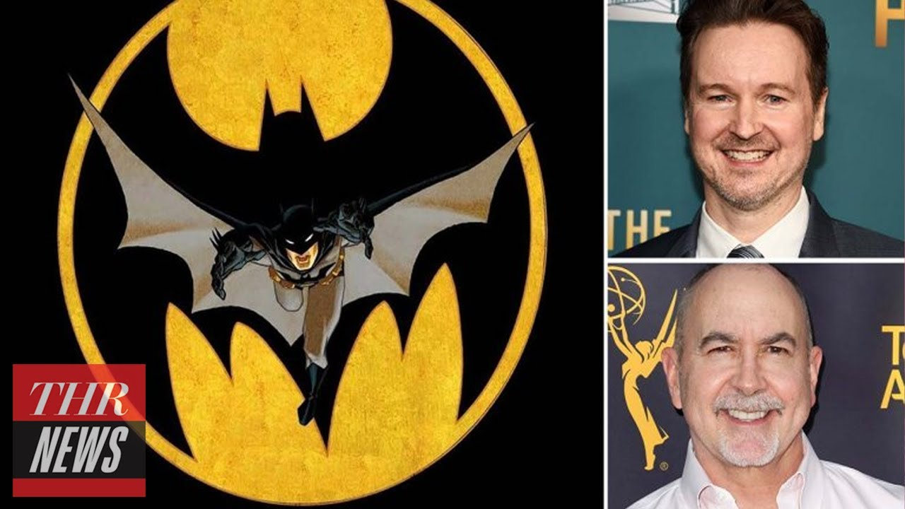 'The Batman' HBO Max TV Spinoff From Matt Reeves, Terence Winter Set at HBO Max | THR News