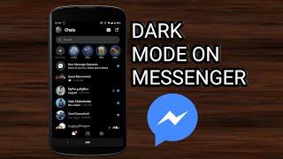Messenger mod apk xda | Moonkik Apk Lastest MOD [Version 4 4