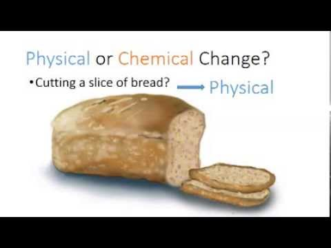 Grade 9 Chemistry, Lesson 3 - Physical and Chemical Properties and Changes