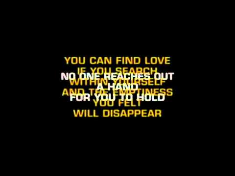 HERO Male Karaoke Version w/Lyrics