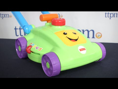 Laugh & Learn Smart Stages Mower From Fisher-Price