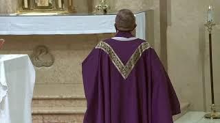 First Sunday of Lent - 10:30 AM Sunday Mass at St Joseph's (2.21.21)   SD 480p