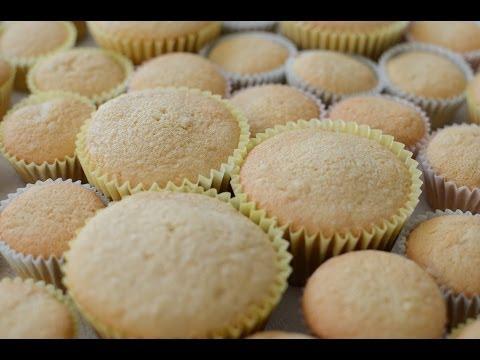 Vanilla Sponge Cake Recipe thumbnail