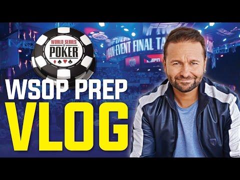 WSOP Prep Vlog