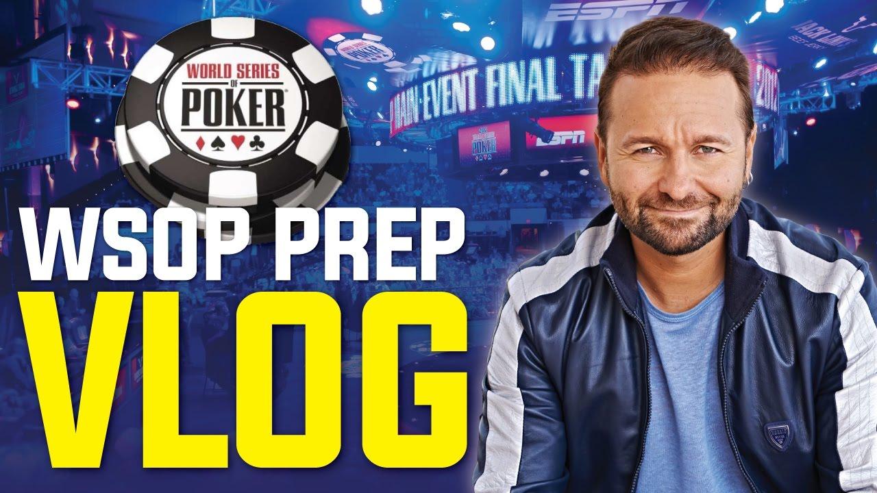 WSOP Prep Vlog - YouTube