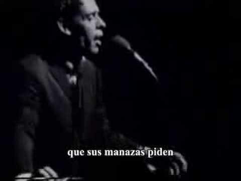 Jacques Brel - Amsterdam ( Subtítulos en español)