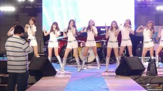 [Fancam] 110517 SNSD - RDR, Hoot, Oh!, Gee@Hanyang University Festival