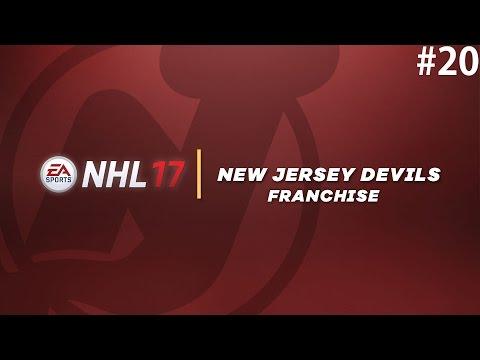 """NHL 17: Franchise Mode #20 """"A Former Legend"""""""