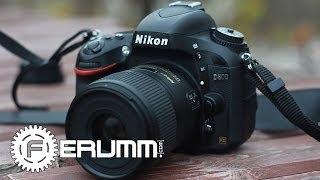 видео Nikon D600 Body