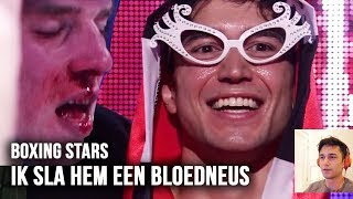 MIJN REACTIE OP BOXING STARS: THOMAS COX VS KOEN WEIJLAND