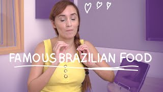 Weekly Portuguese Words with Jade - Famous Brazilian Food