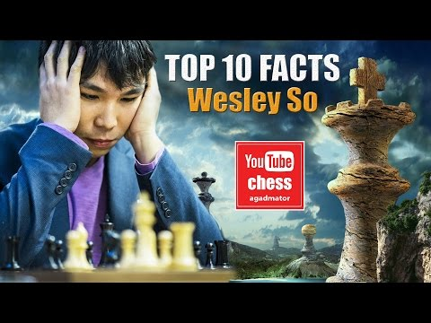 Top 10 facts about Wesley So