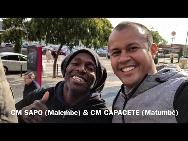 Cm CAPACETE e Cm SAPO - MADRID, ESPANHA
