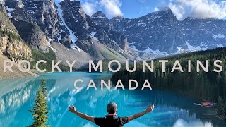 Rocky Mountains Alberta Canada cinematic