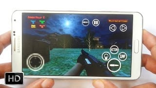 Zombie Infection Gameplay Android & iOS HD