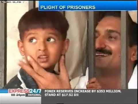 Prison conditions in Pakistan