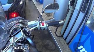 Motovlog#2 Stacje i ceny paliwa