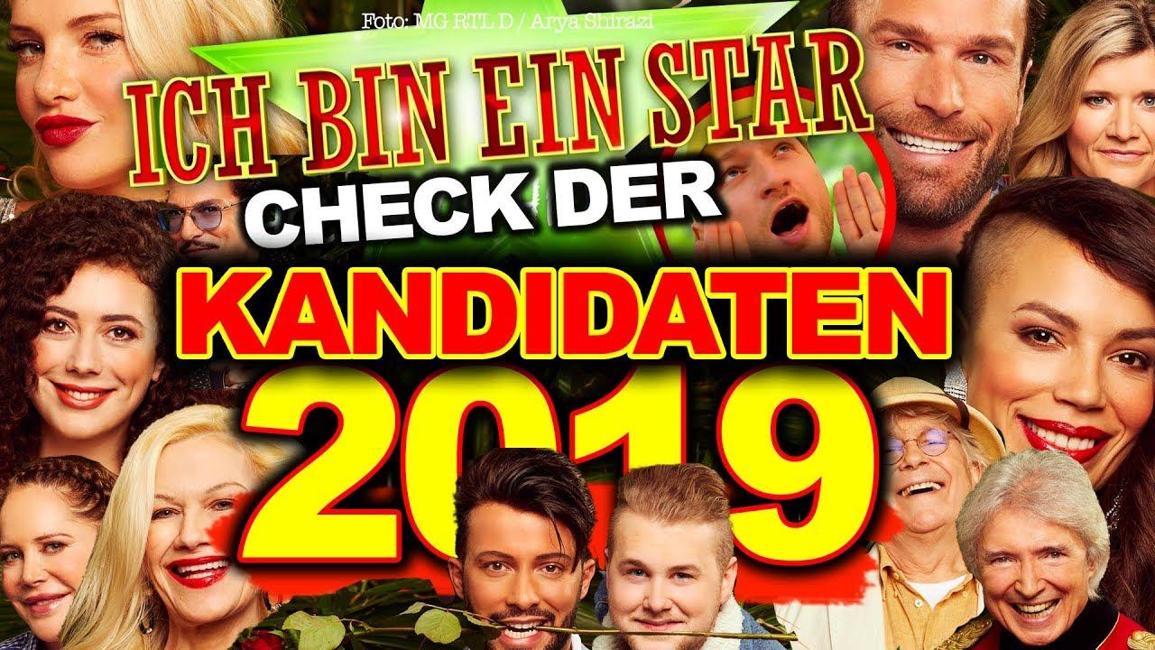 Dschungelcamp 2019 Alle Kandidaten Im Check Gisele Yotta Evelyn
