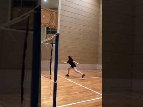 2017.08.26 Badminton lesson (missed to post)