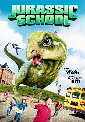 Image result for jurassic school