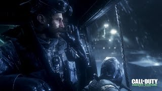 Call of Duty 4 Modern Warfare Remastered Gameplay Walkthrough Part 1 Crew Expendable