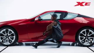 maxresdefault 2017 Lexus Lc Commercial Man And Machine