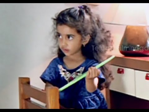 How to escape from doing Homework -  Little Soldiers Comedy Scenes - Brahmanandam