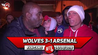 Wolves 3-1 Arsenal | Where Was Ozil Today When We Needed Him?! (Lee Judges Rant)