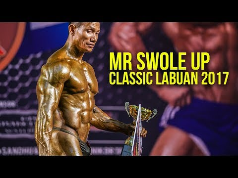 MR SWOLE UP CLASSIC LABUAN 2017: Event Highlights