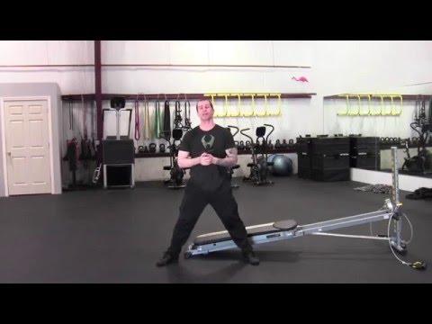 total gym basketball circuit workout 1  youtube
