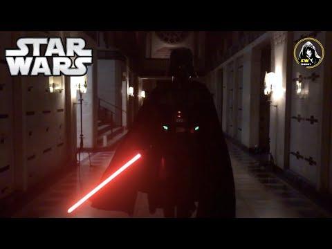 Vader Sneak Peak Teaser of the  Teaser coming soon  Star Wars Theory Vader FanFilm