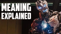 Avengers Age of Ultron: Meaning Explained (Mind Stone)