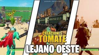 Lejano Oeste - Creaciones Tomate - Episodio 28