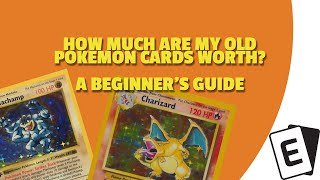 How Much Are Pokemon Cards Worth?