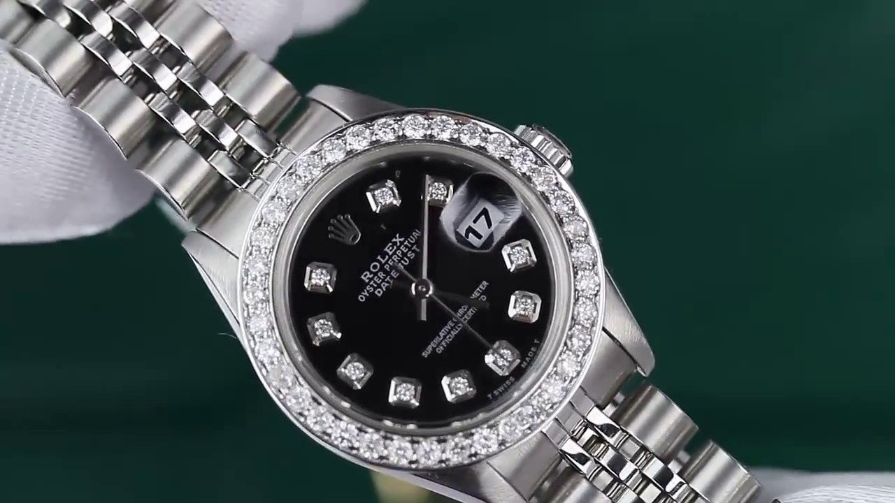 Rolex Datejust 26mm Diamond