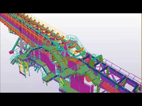 2016 North American BIM Awards - Las Bambas